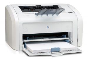 LaserJet 1018